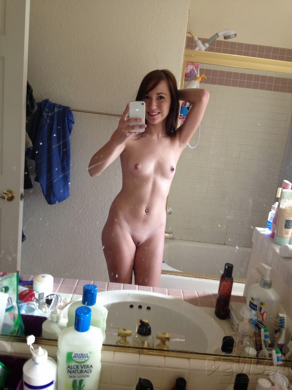 Really. Naked teen gamer girl selfshots excited too