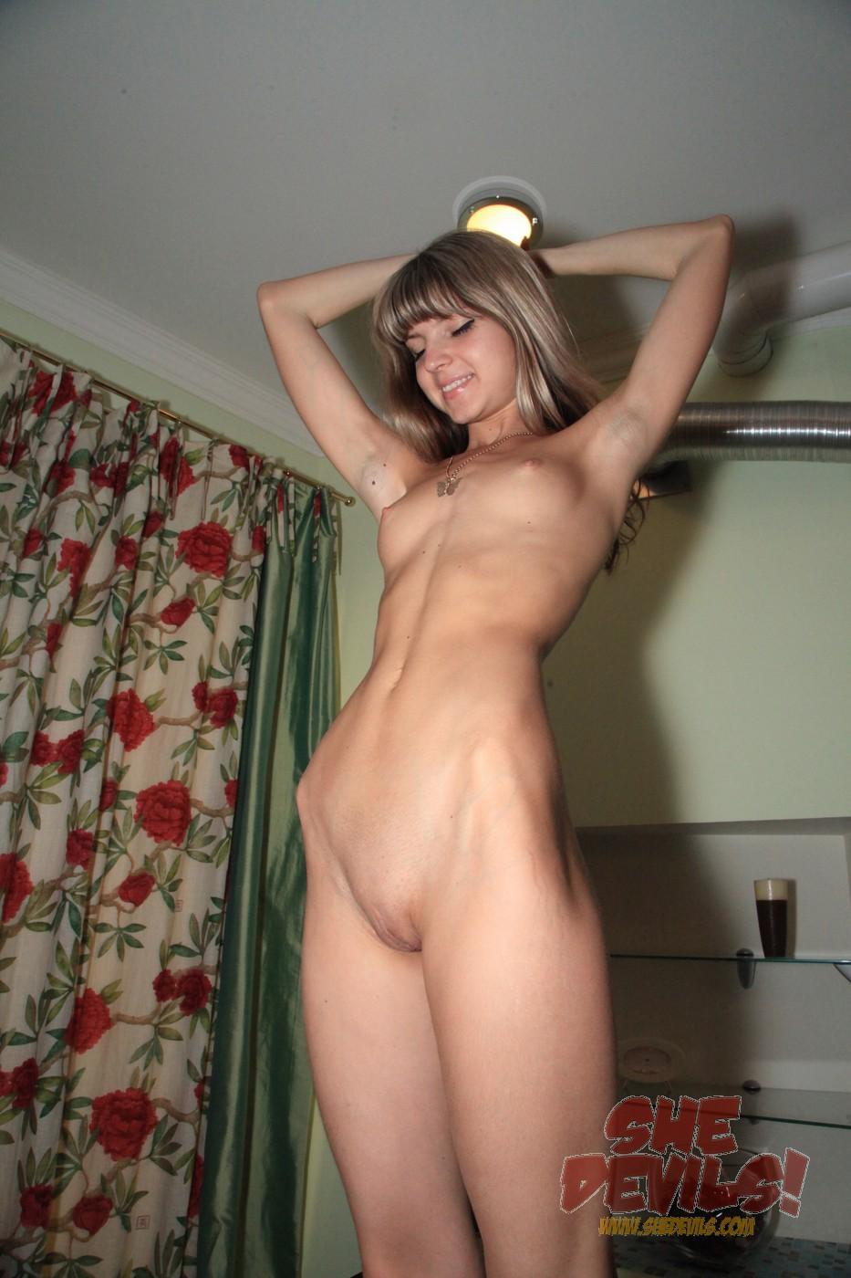 Skinny Teens Nackt