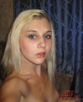 Naked blonde girls